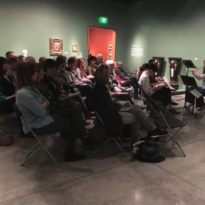 Music in the Museum concert Series