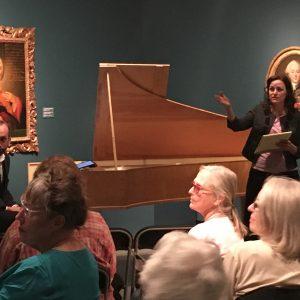Art Historian Dr Eleanor Moseman