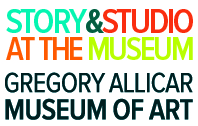 story and studio time at the Museum