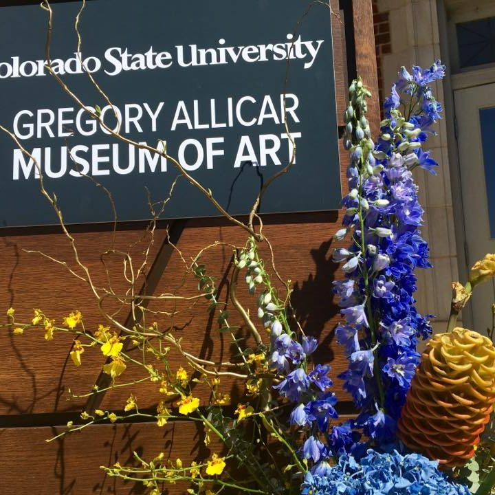 <B>GREGORY ALLICAR MUSEUM OF ART<br>