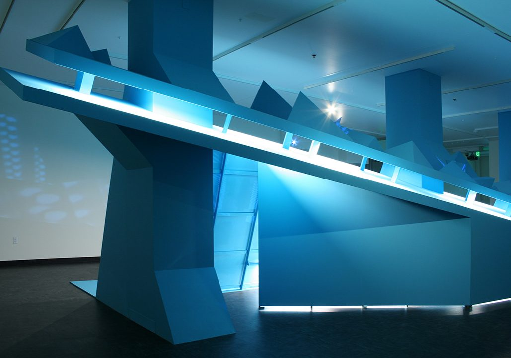Amy Yoes, Catalyst, Installation 2010