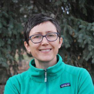 Associate Professor of Painting Erika Osborne in the Department of Art and Art History